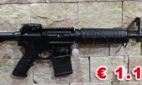 NUOVO #N-0032 Smith & Wesson - M&P15 calibro 223 remington DOPPIA CLASSIFICAZIONE - ARMA SPORTIVA / ARMA COMUNE Prezzo di listino ufficiale euro 1.187,00 Acquistabile esclusivamente in armeria a seguito di presentazione di Porto d'Armi o titolo di polizia equipollente. Presenti anche su: