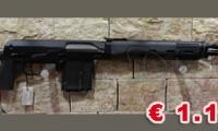 NUOVO #N-0036 Izhmash - Tigr 308 calibro 308 Winchester DOPPIA CLASSIFICAZIONE Prezzo di listino ufficiale euro 1.300,00 Acquistabile esclusivamente in armeria a seguito di presentazione di Porto d'Armi o titolo di polizia equipollente. Presenti anche su: