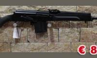 NUOVO #N-0037 Izmash - Saiga 308 calibro 308 Winchester DOPPIA CLASSIFICAZIONE Prezzo di listino ufficiale euro 808,00 Acquistabile esclusivamente in armeria a seguito di presentazione di Porto d'Armi o titolo di polizia equipollente. Presenti anche su: