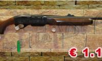 NUOVO #N-0045 Remington - 7400 calibro 30.06 Springfield ARMA DA CACCIA Prezzo di listino ufficiale euro 930,00 Acquistabile esclusivamente in armeria a seguito di presentazione di Porto d'Armi o titolo di polizia equipollente. Presenti anche su: