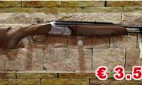 NUOVO #N-0064 Rizzini - Express calibro 8x57 JRS ARMA DA CACCIA Prezzo di listino ufficiale euro 3.500,00 Acquistabile esclusivamente in armeria a seguito di presentazione di Porto d'Armi o titolo di polizia equipollente. Presenti anche su: