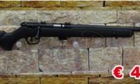 NUOVO #N-0094 Savage - Mark II calibro 22 L.R. ARMA SPORTIVA Prezzo di listino ufficiale euro 431,00 Acquistabile esclusivamente in armeria a seguito di presentazione di Porto d'Armi o titolo di polizia equipollente. Presenti anche su: