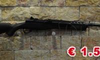 NUOVO #N-0191 Ruger - Mini 30 calibro 7,62x39   NOTE: - comprensiva di basi ed attacchi ottica - caccia / sportiva     DOPPIA CLASSIFICAZIONE Prezzo di listino euro 1.540,00 Acquistabile esclusivamente in armeria a seguito di presentazione di Porto d'Armi o titolo di polizia equipollente. Presenti anche su: