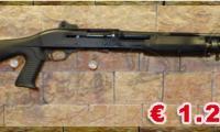 NUOVO #N-0055 Benelli - M3 Police calibro 12 ARMA DA CACCIA Prezzo di listino ufficiale euro 1.626,00 Acquistabile esclusivamente in armeria a seguito di presentazione di Porto d'Armi o titolo di polizia equipollente. Presenti anche su: