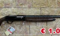 NUOVO #N-0146 Benelli - Montefeltro calibro 12   NOTE: - lunghezza canna cm 65 - camera 70 - listino euro 1.602,00  ARMA DA CACCIA Prezzo PROMOZIONALE euro 1.060,00 Acquistabile esclusivamente in armeria a seguito di presentazione di Porto d'Armi o titolo di polizia equipollente. Presenti anche su: