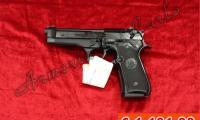NUOVO #N-0073 Beretta - 98 FS calibro 9x21 ARMA COMUNE Prezzo di listino ufficiale euro 1.101,00 Acquistabile esclusivamente in armeria a seguito di presentazione di Porto d'Armi o titolo di polizia equipollente. Presenti anche su: