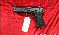 NUOVO #N-0074 Beretta - 98 A1 calibro 9x21 ARMA COMUNE Prezzo di listino ufficiale euro 1.154,00 Acquistabile esclusivamente in armeria a seguito di presentazione di Porto d'Armi o titolo di polizia equipollente. Presenti anche su:
