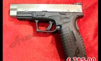 NUOVO #N-0121 HS Springfield Armory - XDM Dual Tone calibro 9,21   NOTE: canna 4,5