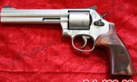 NUOVO #N-0198 Smith & Wesson - 686 International calibro 357 Magnum   NOTE: - lunghezza canna 6