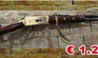 USATO #0281 Winchester - 94 Comanche Carbine calibro 30-30 Winchester  NOTE: - Finemente incisa  ARMA DA CACCIA Prezzo euro 1.200,00 Acquistabile esclusivamente in armeria a seguito di presentazione di Porto d'Armi o titolo di polizia equipollente. Presenti anche su: