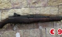 USATO #0507 Adler - 99 calibro 308 Winchester  NOTE: - condizioni pari al nuovo    ARMA COMUNE Prezzo euro 950,00 Acquistabile esclusivamente in armeria a seguito di presentazione di Porto d'Armi o titolo di polizia equipollente. Presenti anche su: