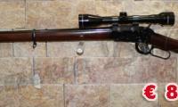 USATO #0628 Winchester - NRA Centenial 1871-1971 calibro 30/30 Winchester  NOTE: - Lievi segni d'usura - Presenti n.4