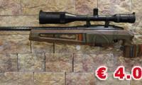 USATO #0744 Steyr Mannlicher - 300M Standard CISM (COLLEZIONE PRIVATA) 308 Winchester  NOTE: - Diottra per tiro olimpico - Ottica Swarovki 6-24x50 - Conzioni pari al nuovo     ARMA SPORTIVA Prezzo euro 4.000,00 Acquistabile esclusivamente in armeria a seguito di presentazione di Porto d'Armi o titolo di polizia equipollente. Presenti anche su:
