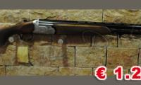 USATO #0076 Zoli - Falcon Super Monogrillo calibro 12 lunghezza canna cm 68 ****/** anno 1996 ARMA DA CACCIA Prezzo PROMOZIONALE euro 900,00 Acquistabile esclusivamente in armeria a seguito di presentazione di Porto d'Armi o titolo di polizia equipollente. Presenti anche su: