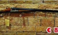 USATO #0084 Bernardelli - S.Uberto II Bigrillo calibro 12 lunghezza canna cm 70 ***/* ARMA DA CACCIA Prezzo euro 850,00 Acquistabile esclusivamente in armeria a seguito di presentazione di Porto d'Armi o titolo di polizia equipollente. Presenti anche su:
