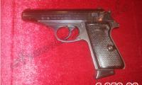 USATO #0024 Walther - PP calibro 7,65 Browning (32 A.C.P.) ARMA COMUNE Prezzo euro 350,00 Acquistabile esclusivamente in armeria a seguito di presentazione di Porto d'Armi o titolo di polizia equipollente. Presenti anche su: