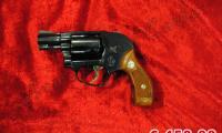 USATO #0572 Smith & Wesson - 49 Bodyguard calibro 38 Special  NOTE: - lunghezza canna 2