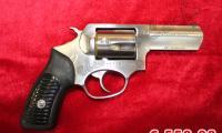USATO #0651 Ruger - SP101 calibro 357 Magnum  NOTE: - Lunghezza canna 3