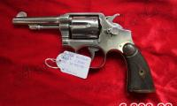 USATO #0764 Smith & Wesson - Hand Ejector 38 Special  NOTE: - Canna 4