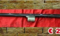 USATO #P-0019 Canna per fucile Produttore: Beretta Arma: Beretta A304 Calibro: 12 Lunghezza: cm 71 ** Prezzo euro 250,00 Acquistabile esclusivamente in armeria a seguito di presentazione di Porto d'Armi o titolo di polizia equipollente. Presenti anche su: