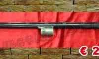 USATO #P-0020 Canna per fucile + strozzatore esterno Produttore: Beretta Arma: Beretta A304 Calibro: 12 Lunghezza: cm 64,5 Prezzo euro 250,00 Acquistabile esclusivamente in armeria a seguito di presentazione di Porto d'Armi o titolo di polizia equipollente. Presenti anche su: