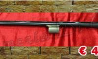 USATO #P-0021 Canna per fucile Produttore: Beretta Arma: Beretta AL390 ST Calibro: 12 Lunghezza: cm 76 * Prezzo euro 400,00 Acquistabile esclusivamente in armeria a seguito di presentazione di Porto d'Armi o titolo di polizia equipollente. Presenti anche su: